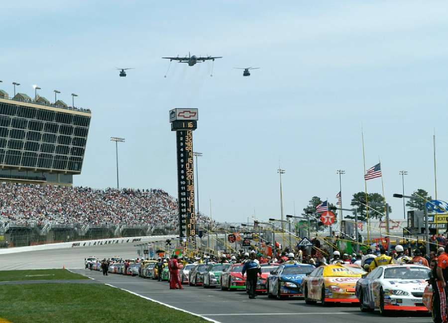 NASCAR returning to Georgia for rescheduled Folds of Honor QuikTrip 500