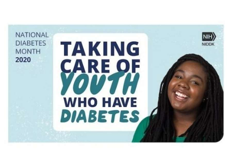 National Diabetes Month focuses on youth with diabetes