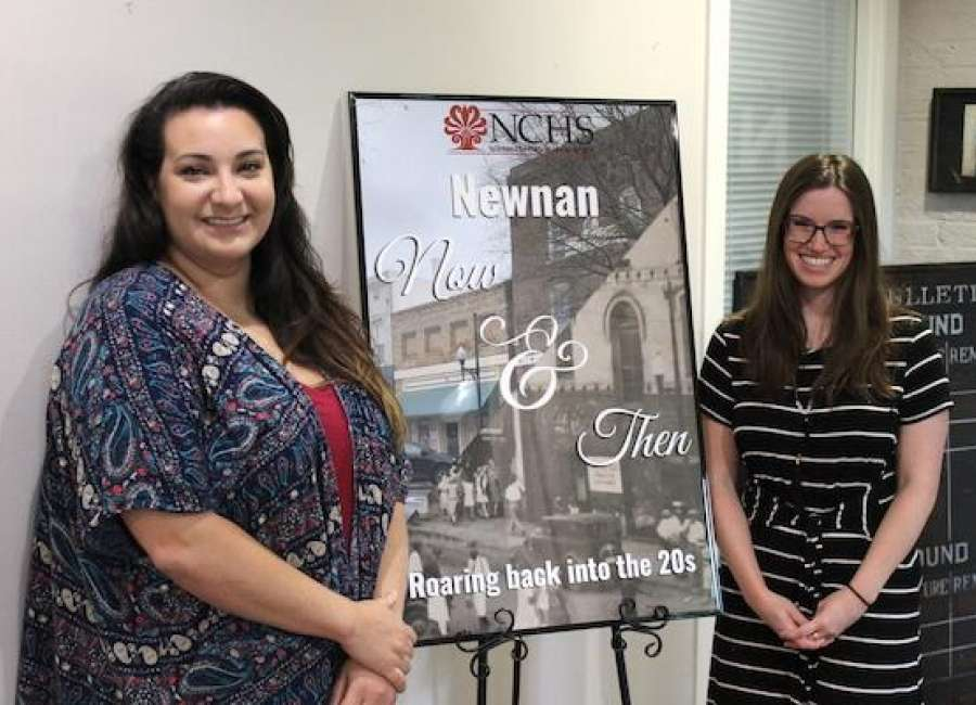 NCHS exhibit compares the 'Roaring 20s' to 2020