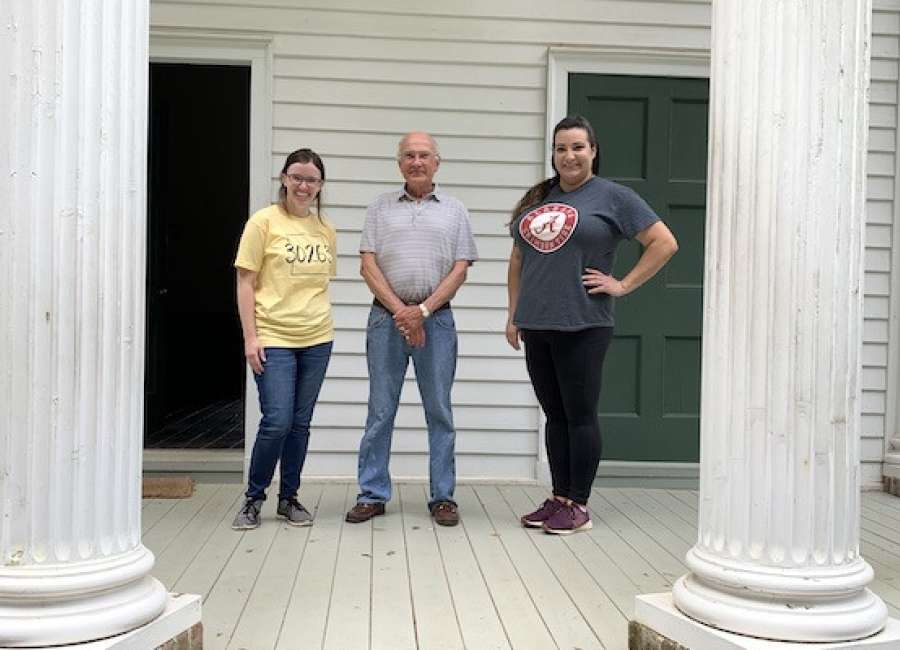 NCHS receives donation from Bankshaven estate