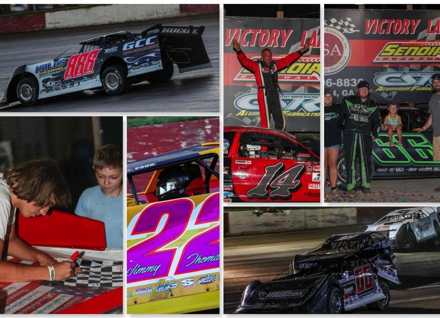 New winners at Senoia Raceway scramble Gumbo Series point standings
