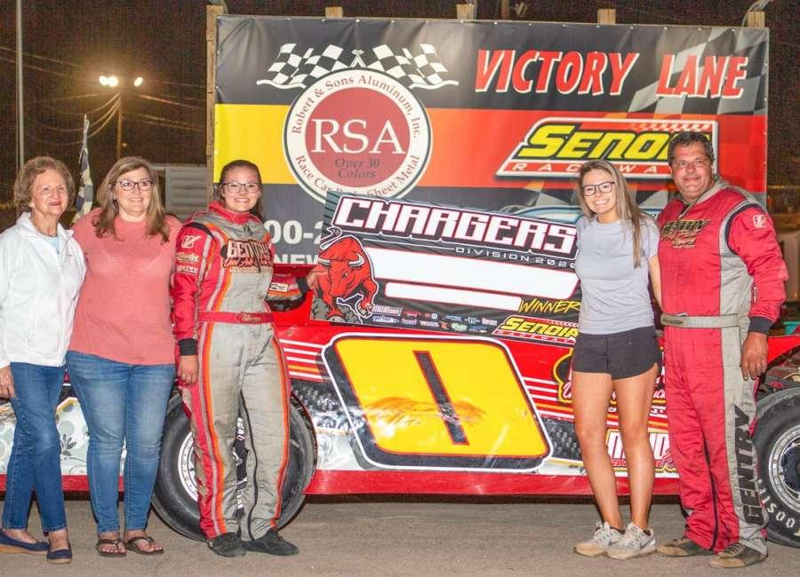 New winners highlight Senoia Raceway Saturday night action