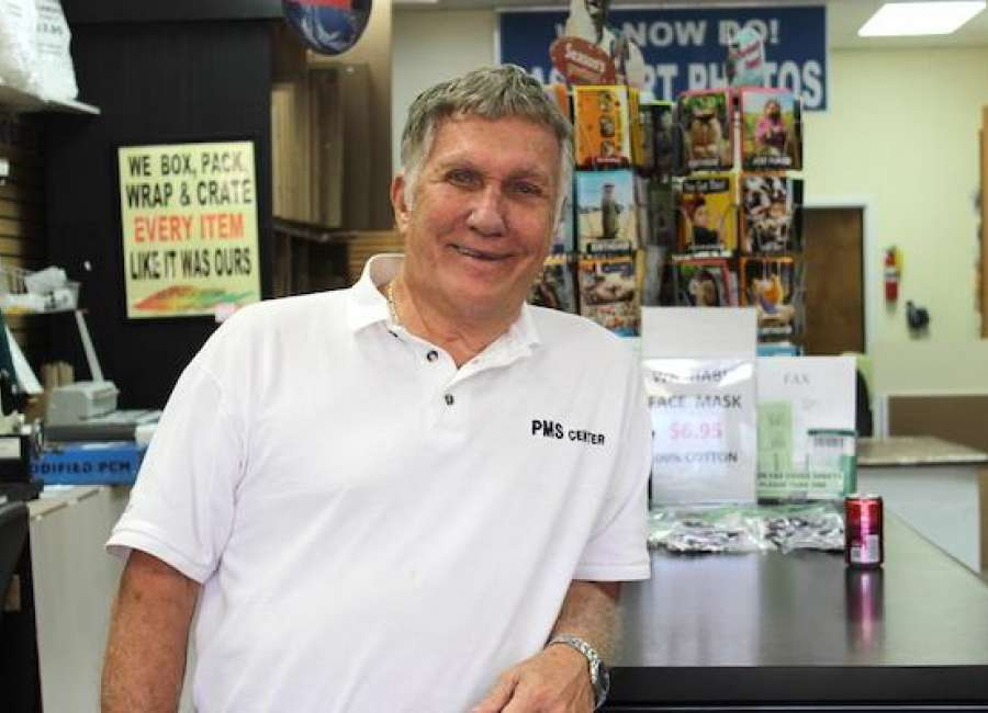 Newnan business owner featured in Borat sequel
