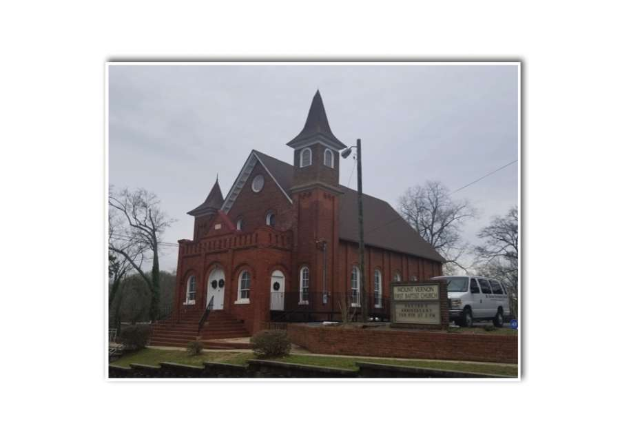 Newnan Chapel UMC, Mount Vernon Baptist oldest African American congregations in Coweta
