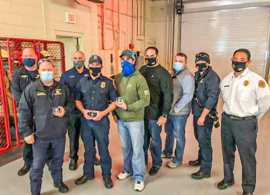 Newnan Fire Department honors lifesavers