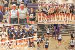Newnan Lady Cougars Volleyball win the 2020 Coweta Cup