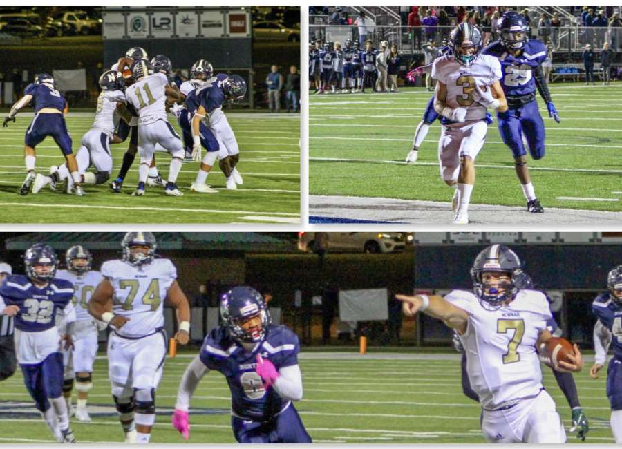 Newnan rolls on the road, improves to 6-0