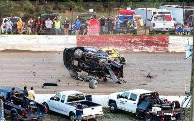 Orr breaks winless streak at Senoia Raceway