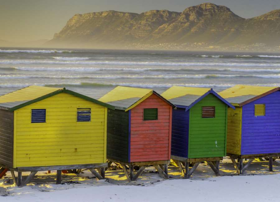 Photo of the Week: Cape Town Changing Houses
