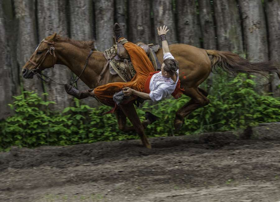 Photo of the Week: Cossack Show