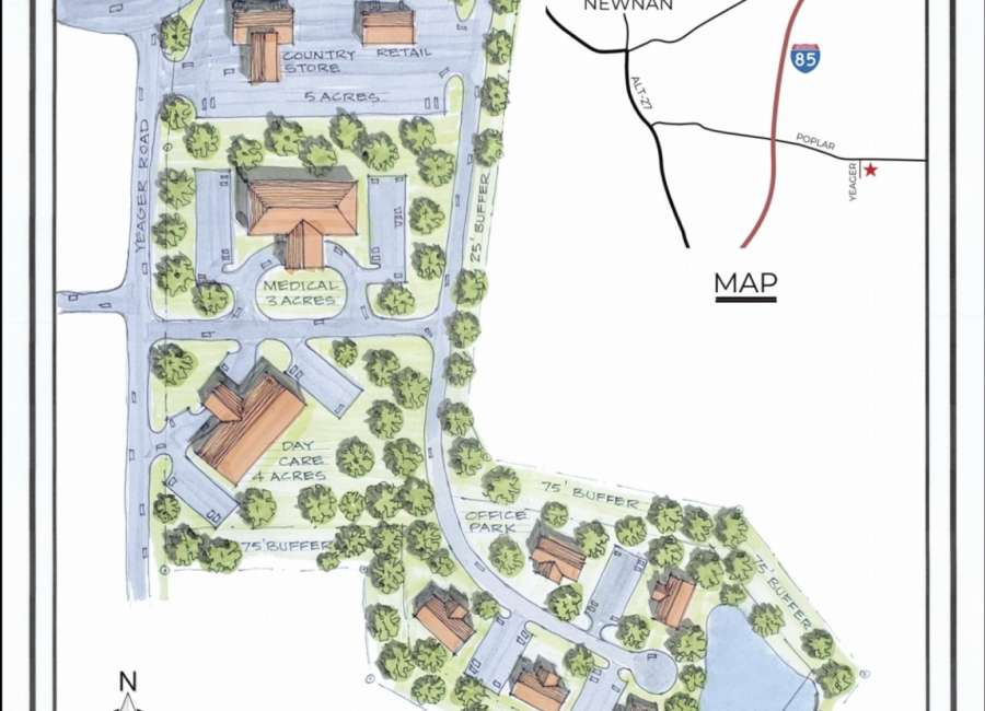 Poplar/Yeager commercial rezoning approved