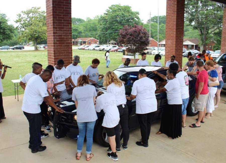 Prayer rally scheduled for July 25