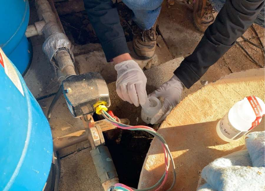 Private wells sought for testing near Plant Yates