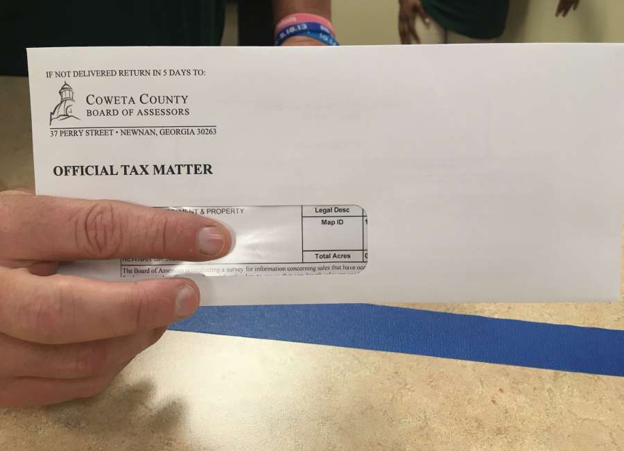 Property tax revaluation complete; notices in the mail