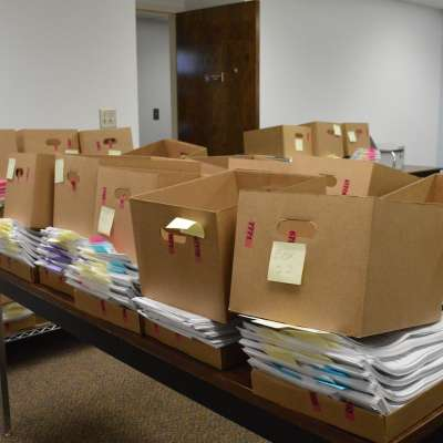 Recount ends, local totals stay the same