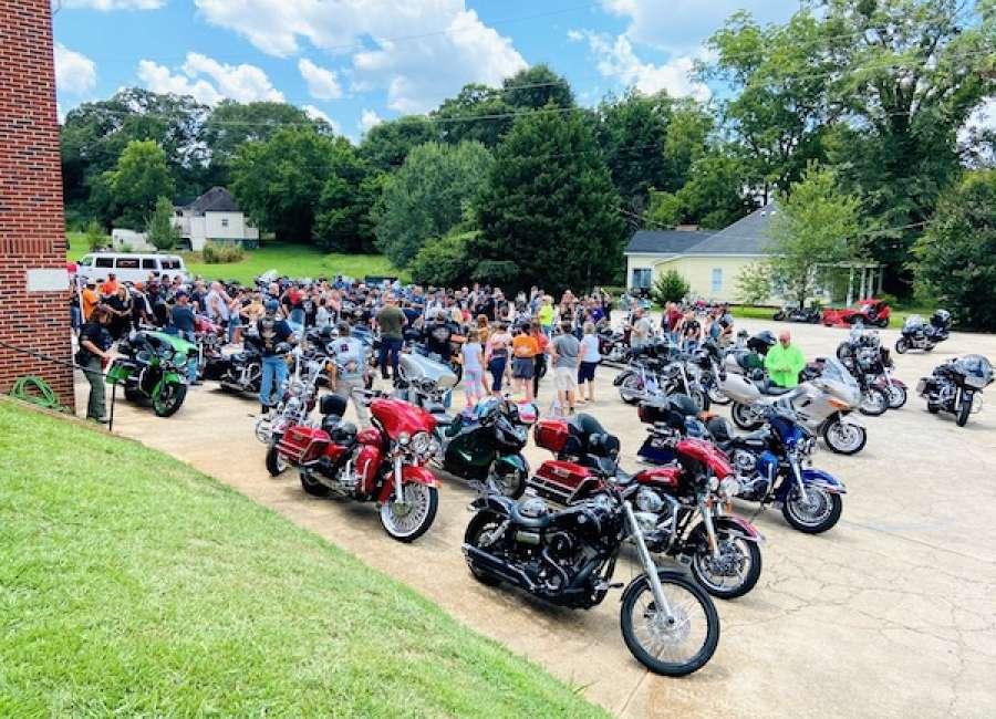 Ride for Recovery raises $3k for Coweta F.O.R.C.E.
