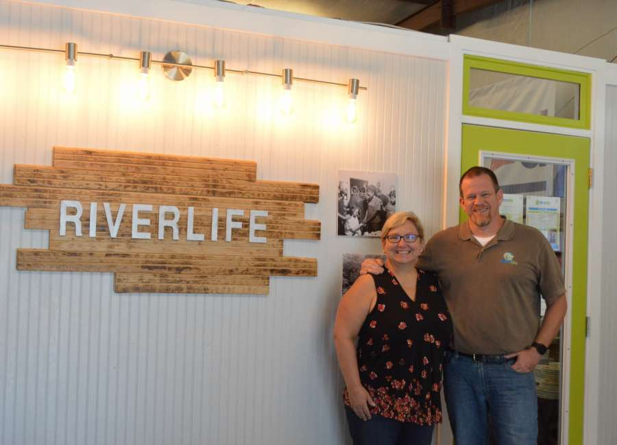RiverLife: Home repair and God's love