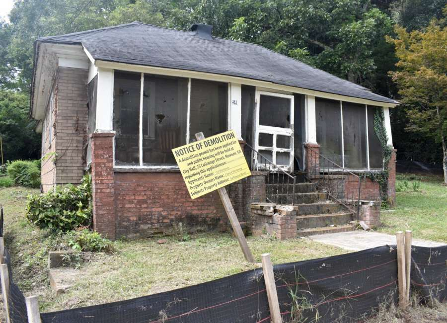 Roscoe Road house to be demolished