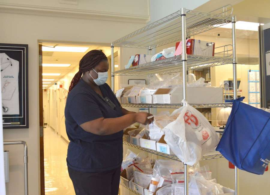 Samaritan Clinic grows in services, patients over the years