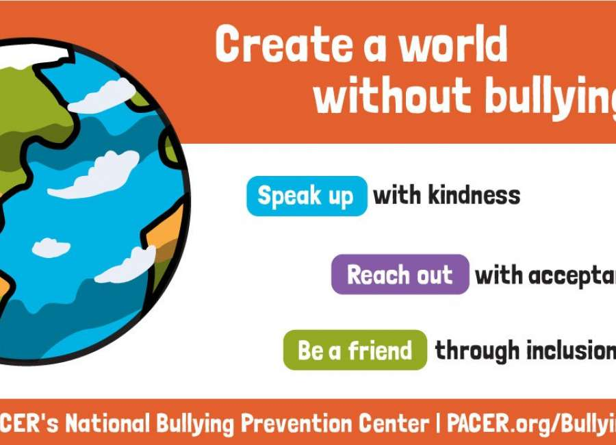 Schools observing Bullying Prevention Month