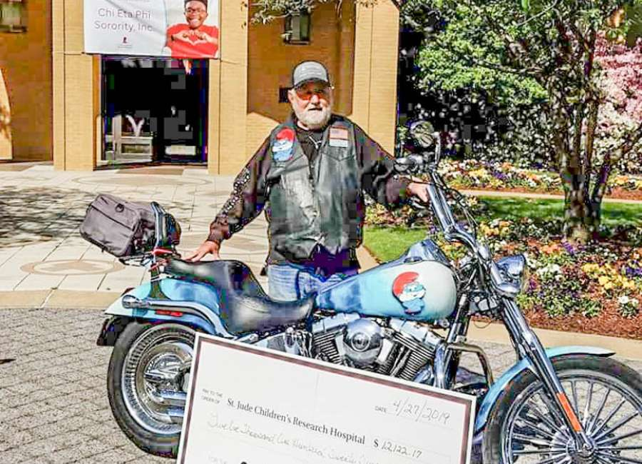 SCRC prepares to 'Ride for St. Jude'