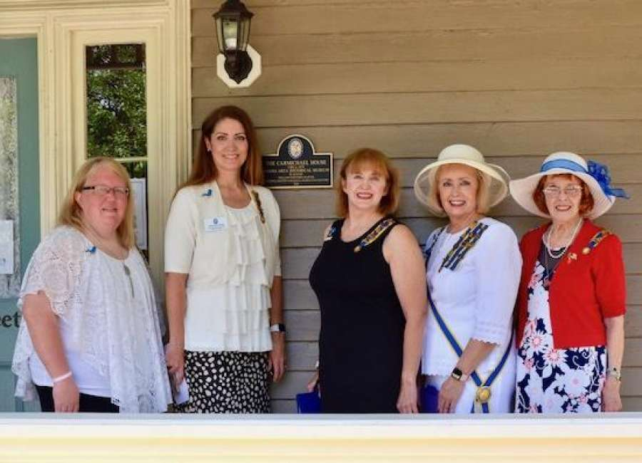 Senoia Area Historical Society museum receives historical marker