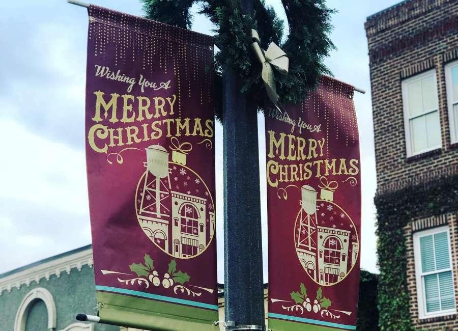 Senoia groups working toward festive Christmas event