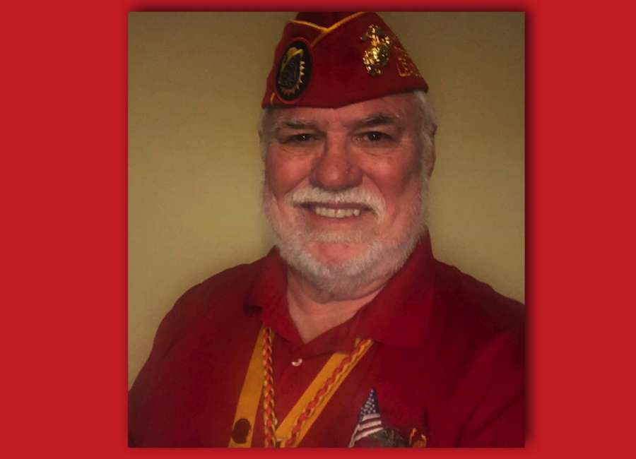 Senoia man named Marine of the Year