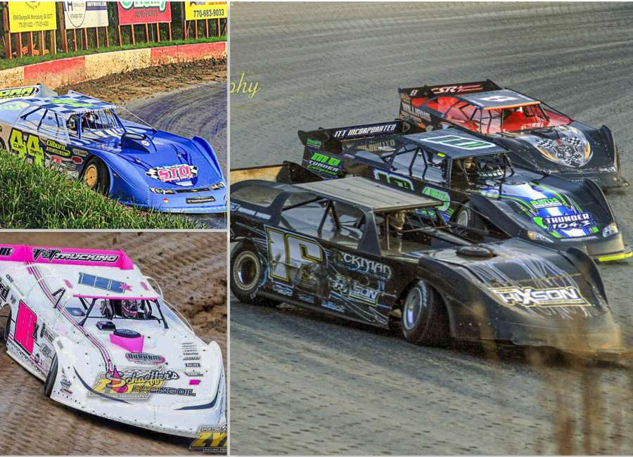 Senoia raceway opens this week with televised races and empty grandstands