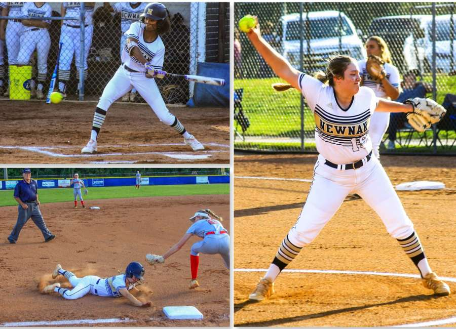 Smith Pitches A Gem In 12 1 Victory Against Woodward The Newnan Times Herald