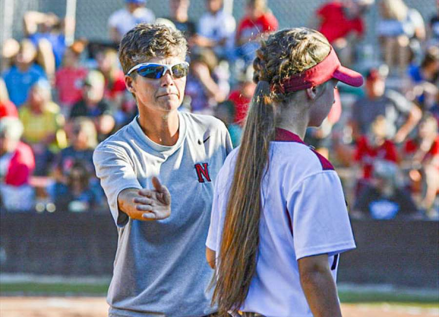 Softball perspective from Northgate Lady Viking Head Coach Lisa Skelton