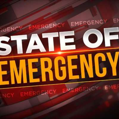 State of Emergency extended to May