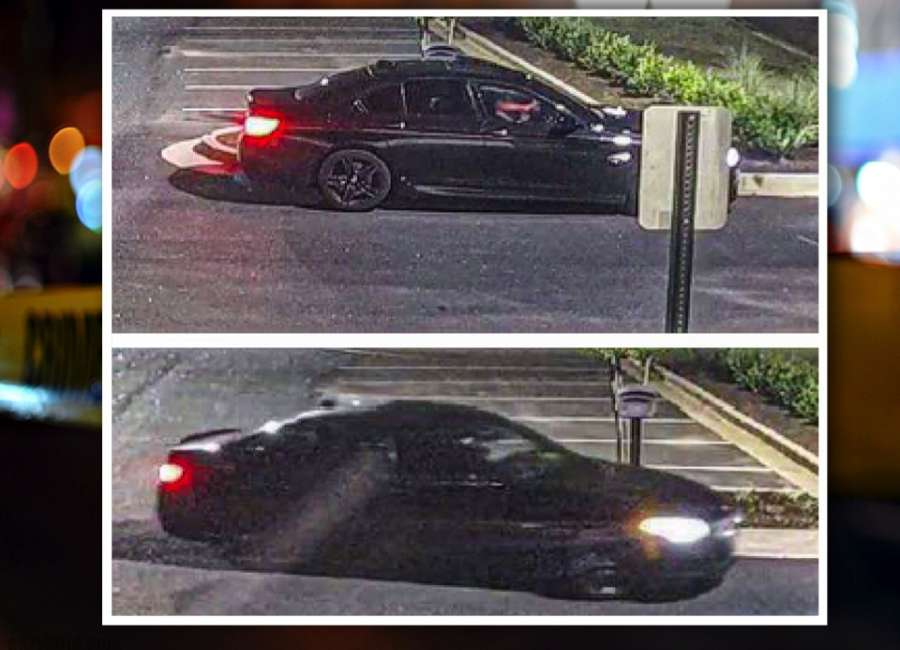 Suspect in BMW steals church donations