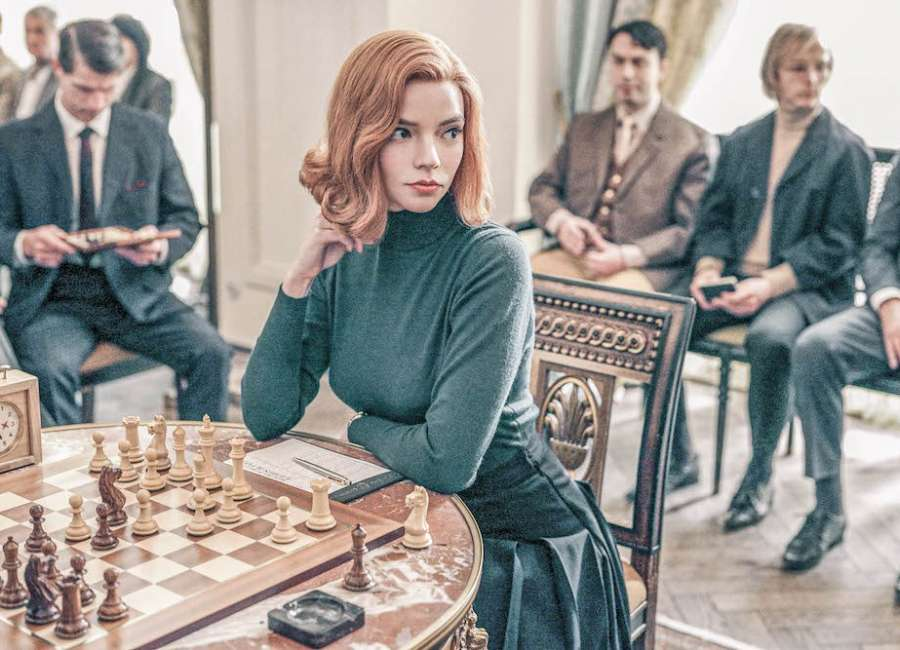 The Queen's Gambit: Epic Netflix chess series is addictive - The Newnan  Times-Herald