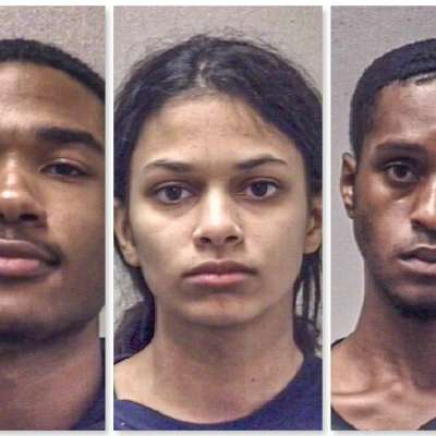 Three charged after alleged rape of Newnan minor