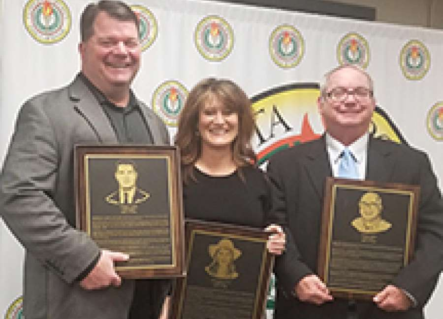 Three new members inducted into Coweta County Sports Hall of Fame Saturday night