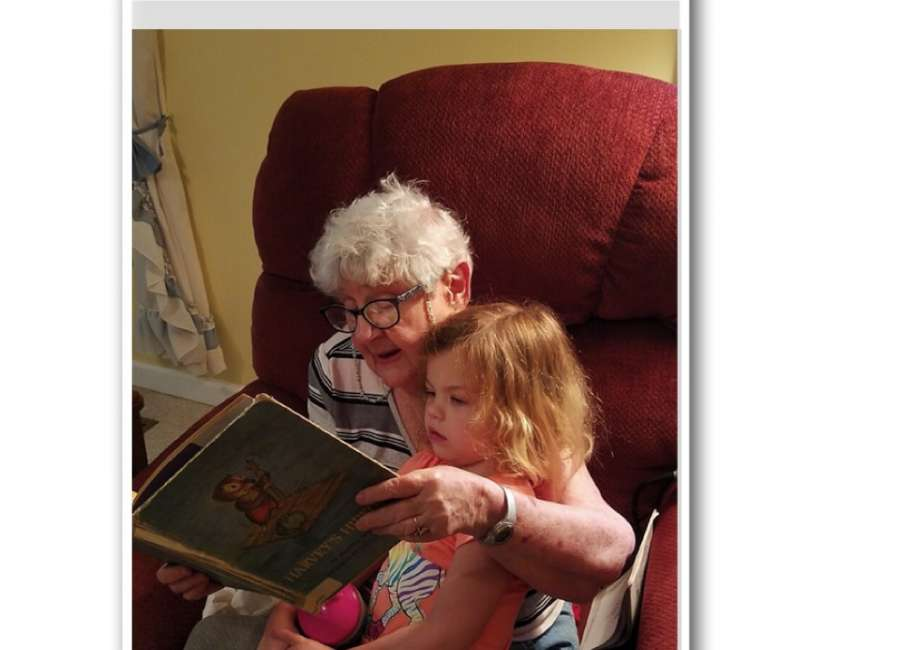 Tomorrow is National Grandparents Day