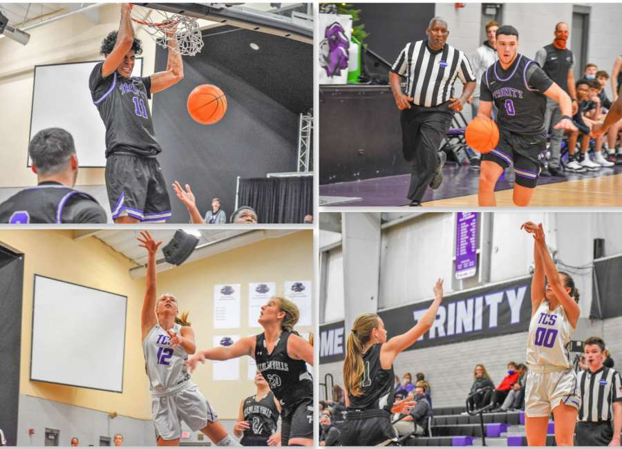 Trinity Christian hoops off to a strong start