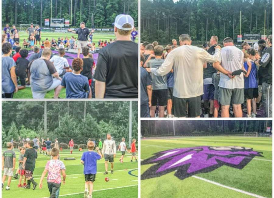 Trinity Christian tees up its Junior Camp