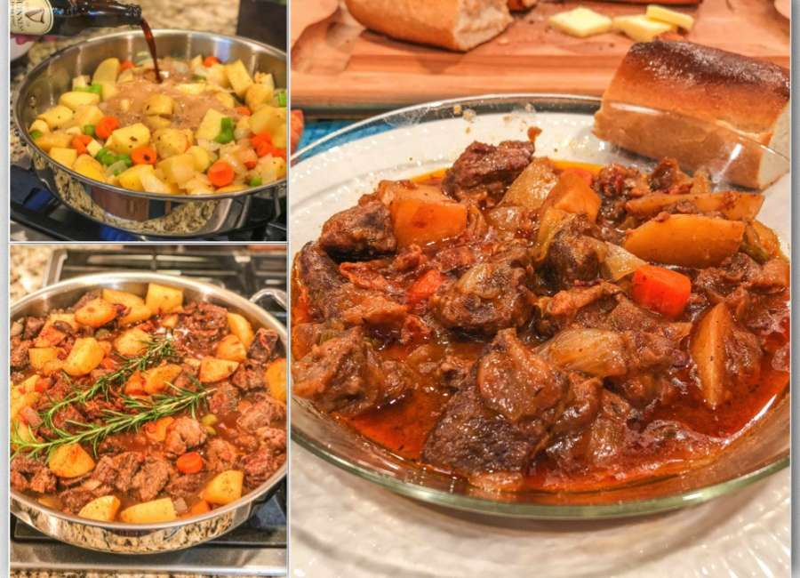 Umami State of Mind: Not Your Mama's Irish Stew