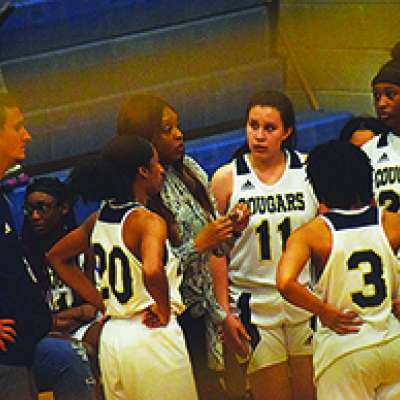 Upset special: Newnan girls  knocks off Pebblebrook