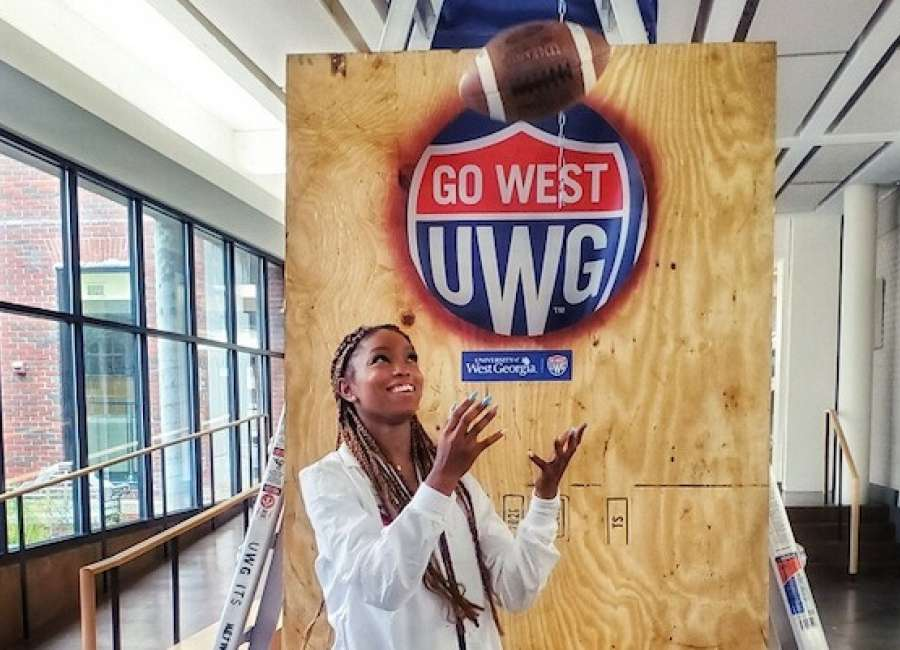 UWG Newnan student finalist for Dr Pepper Tuition Giveaway