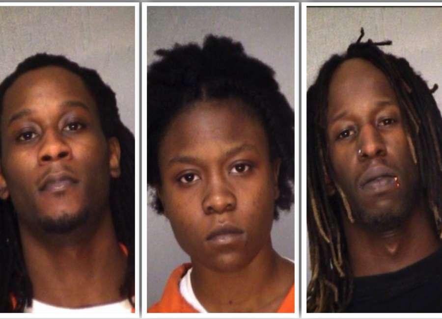 Waffle House serial robbers in custody