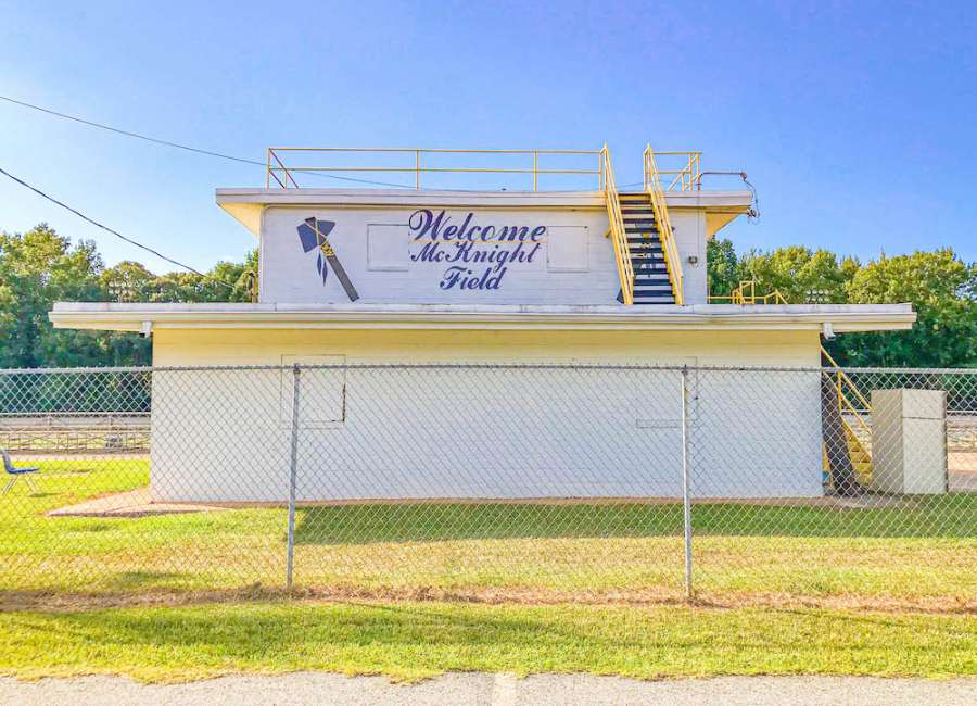 Where it Started: East Coweta Football at McKnight Field