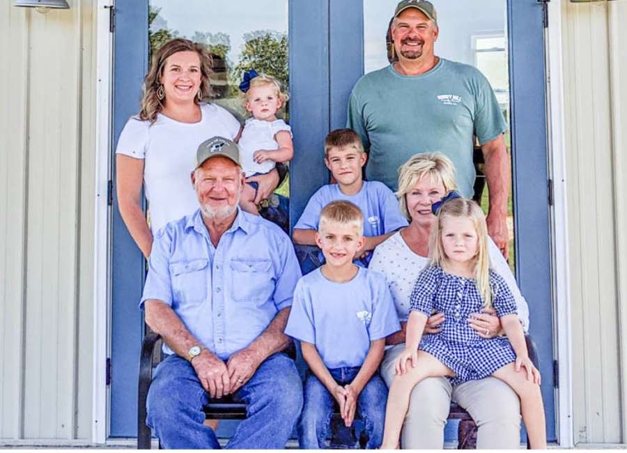Windy Hill Family Farms values family ties and quality products