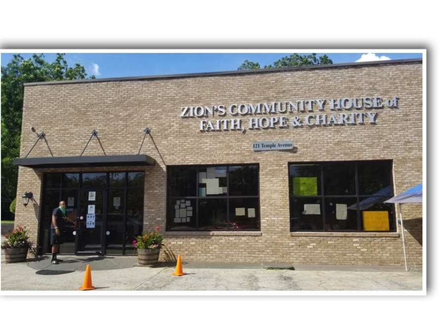 Zion's Community House, other organizations assisting with virtual learning