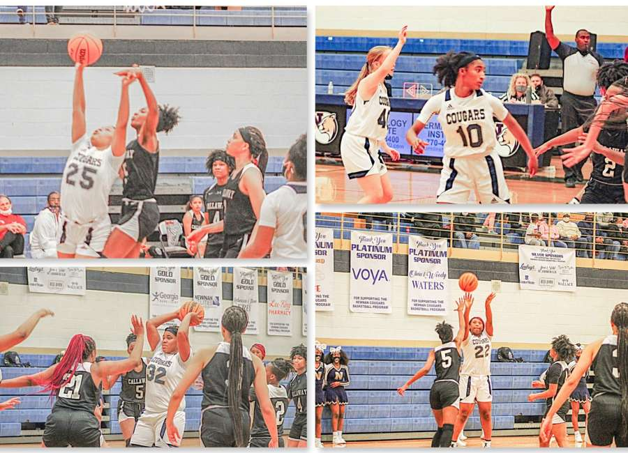 A dramatic victory for the Newnan Lady Cougars