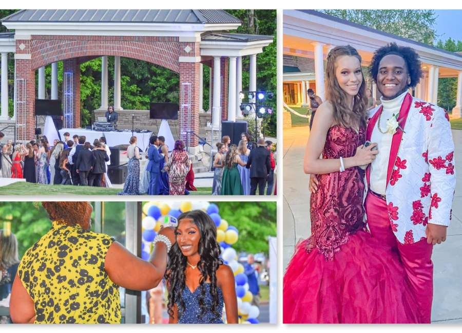 Newnan Centre hosts a prom to remember