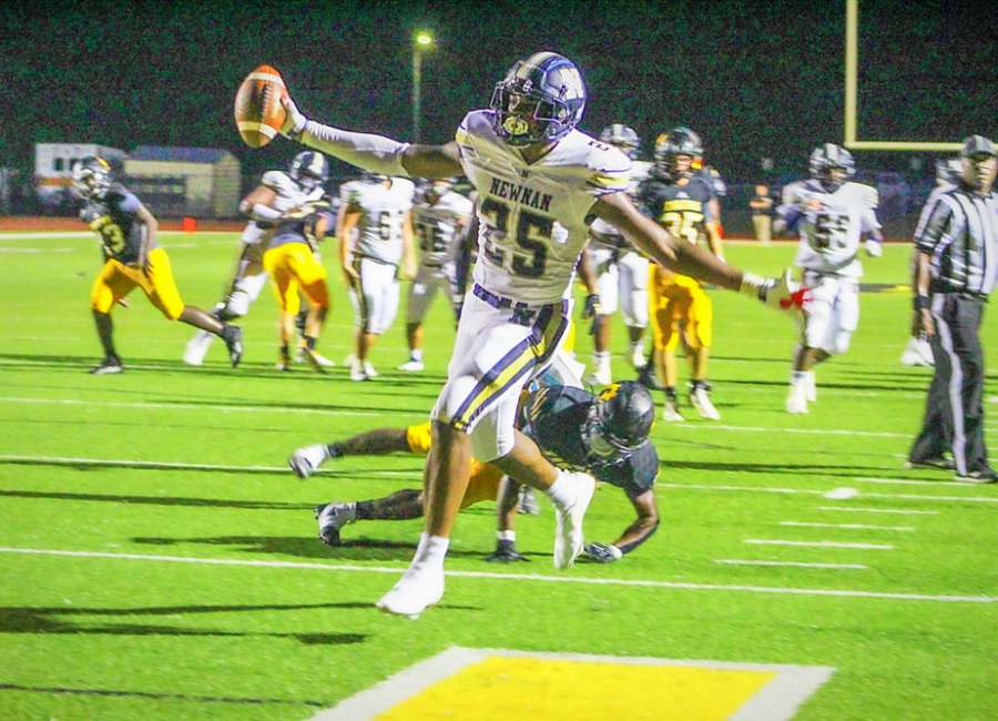 Another tough loss for Newnan