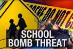 Authorities investigating Northgate bomb threat